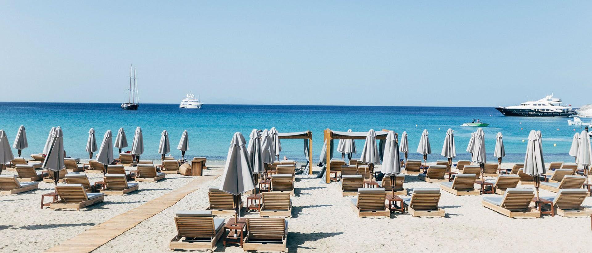 When luxury meets Greek hospitality.