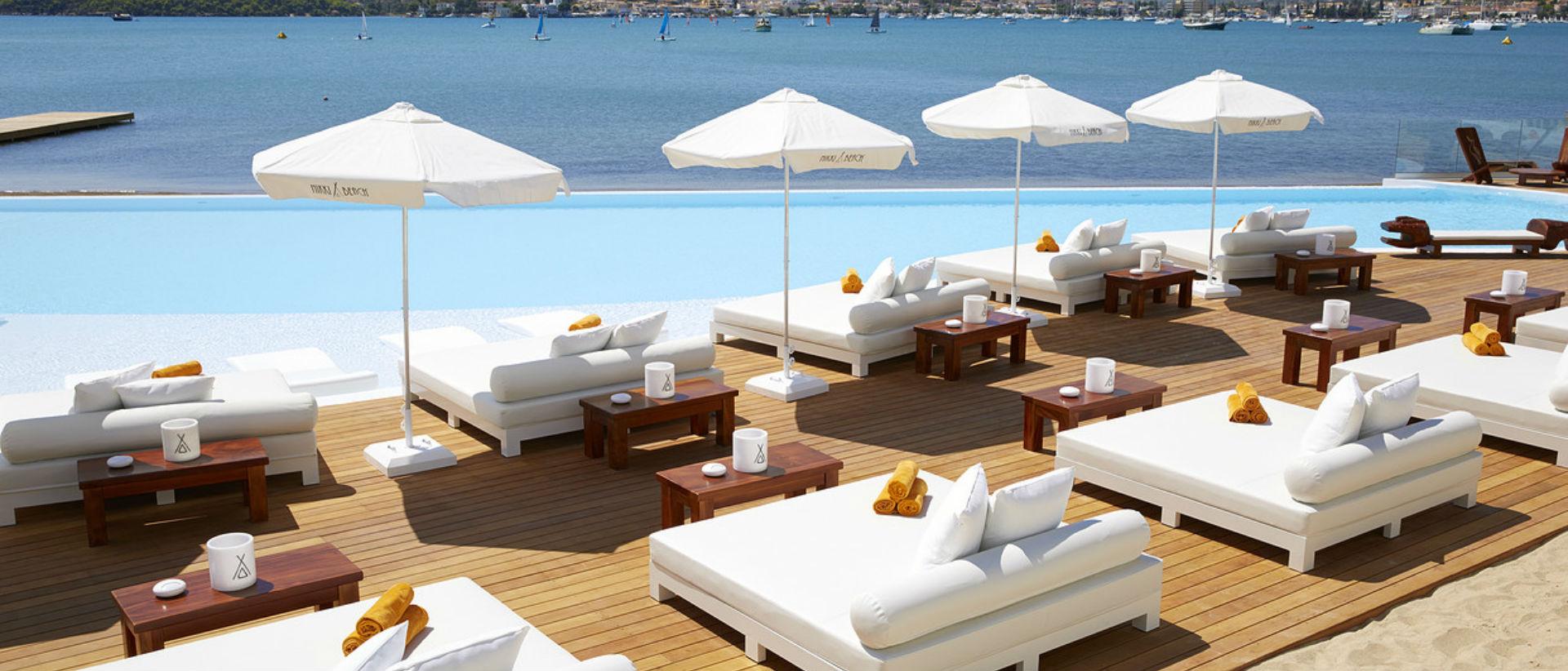 Ζήστε τη δική σας καλοκαιρινή εμπειρία στο Nikki Beach Resort & Spa.