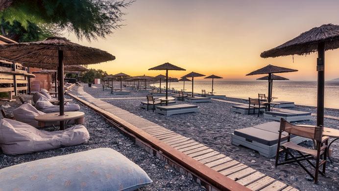 Agios Fokas Beach Club